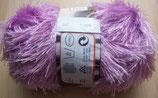 1/2 kg = 500 g Fransengarn Fransenwolle lila 212