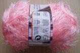 1/2 kg = 500 g Fransengarn Fransenwolle hellrosa 1215