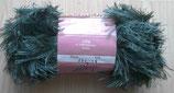 ANGEBOT 1 kg Fransengarn Fransenwolle dunkelgrün