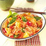 Reis-Hühnchen-Pfanne