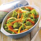 Gemüse-Variation mit Romanesco
