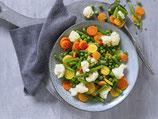 Bunter Gemüseteller