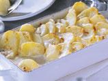 Kartoffel-Sahnegratin