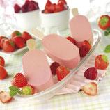Himbeer-Erdbeer-Stiel