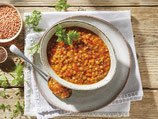 Linsen-Quinoa-Eintopf