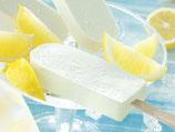 Zitronen-Eis-Stiel