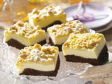 Schnitte Käse/Streusel