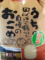 令和元年度産新米ミルキークイーン (玄米)
