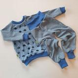 +++ Schlafanzug/Hausanzug aus Wolle/Seide Frottee +++