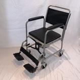Toilettenstuhl Trendmobil TSF Travel faltbar Rollstuhl Toilettenrollstuhl