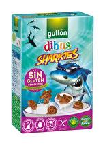 SHARKIES BISCUITS SANS GLUTEN 250g