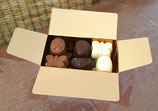 BALLOTIN MIX 3 CHOCOLATS