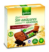 BISCUITS CHOCOLAT SOJA 144 g