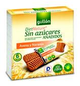BISCUITS AVOINE ORANGE GULLON 144 g