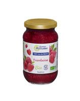 CONFITURE FRAMBOISE BIO 100% ISSU DU FRUIT 310 g