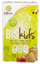 BISKIDS BISCUITS A L'EPEAUTRE FOURRE AUX POMMES 150 g