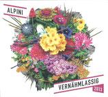 Alpini Vernähmlassig − 2013
