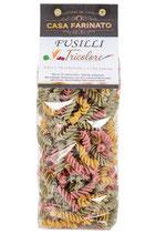 Fusilli Tricolore Gemma (mit wertvollen Weizenkeimen)