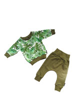 Setje Sweater en Broekje Jungle