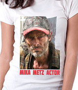 Damen T-Shirt MIKA METZ ACTOR  2