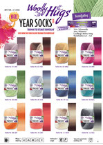 Woolly Hugs YEAR SOCKS