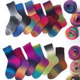 Sockenwolle Flotte Socke Kolibri 4f (Rellana)
