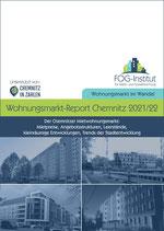 Wohnungsmarkt-Report Chemnitz 2021/22