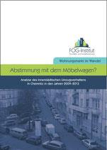 Abstimmung mit dem Möbelwagen? Analyse des innerstädtischen Umzugsverhaltens in Chemnitz in den Jahren 2009–2013