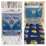 VW T1 Bus Shopper Tasche,  BULLI PARADE/BLAU