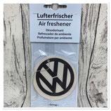 VW Lufterfrischer Logo rund