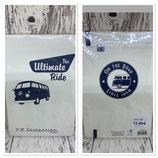 VW T1 Bus Notizbuch DIN A5 LINIERT - THE ULTIMATE RIDE