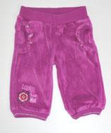 Nicki-Hose Gr. 62, pink