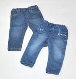 2 Jeans Gr. 74