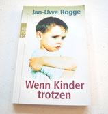 Buch - Wenn Kinder trotzen