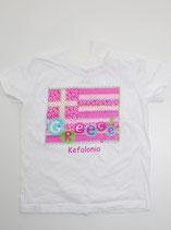 KA-Shirt Gr. 5-6 Jahre, weiß mit Aufdruck