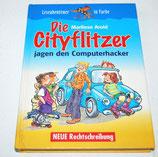 Buch - Die Cityflitzer jagen den Computerhacker