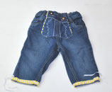 Trachtige 3/4 Jeans Gr. 86