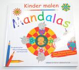 Buch - Kinder malen Mandalas