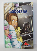 Buch -Sabotage
