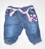3/4 Jeans Gr. 86
