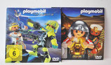 2 DVD´s - Playmobil