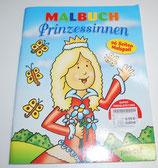 Malbuch - Prinzessinnen