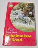 Buch - GEheimnisse im Sand