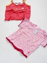 2 KA-Shirts Gr. 80, rosa
