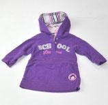 Sweater Gr. 74 (?), violett