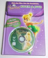 Buch & DVD - Tinkerbell