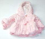 Winterjacke Gr. 68, rosa