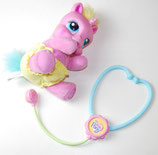 My little Pony mit Stestoskop