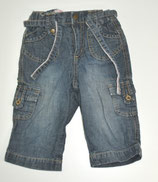 Jeans Gr. 74