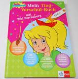 Mein Ting-Vorschul-Buch mit Bibi Blocksberg
